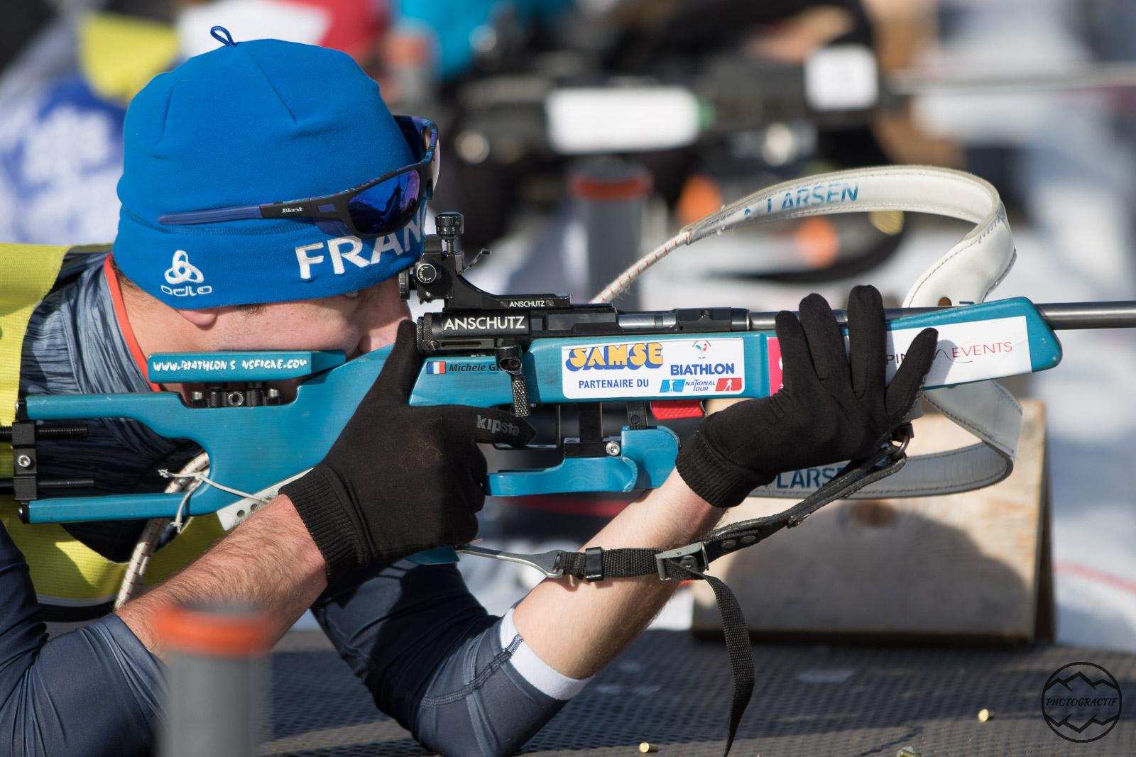 Biathlon Alpinum Les Contamines 2019 (66)