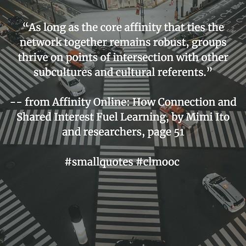 Affinity Online Book Club