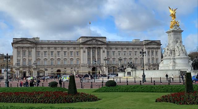 2019 London - Day 8 - Buckingham Palace