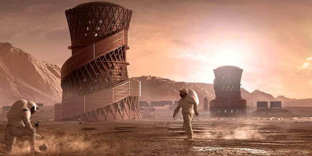 NASA : le défi d'habitats en 3D est presque terminé