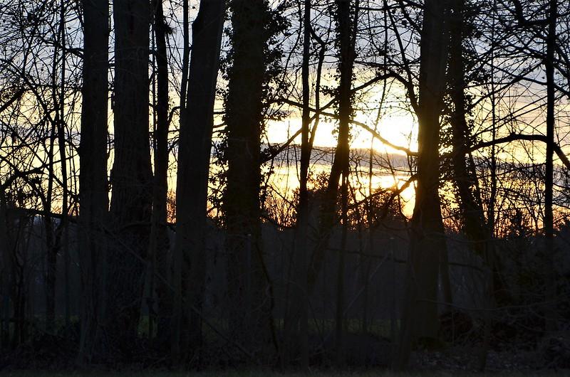Sunset 04.01.2019