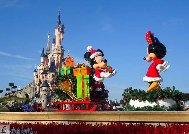 Disneyland Paris, Marne La Vallee, France