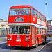 Highland Scottish: D32 (PXA640J) in Inverness Bus Station