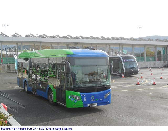 bus nº674-27, Nikon COOLPIX S6500
