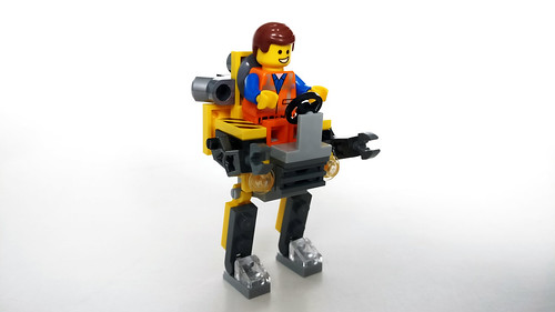 The LEGO Movie 2 Mini Master-Building Emmet (30529)