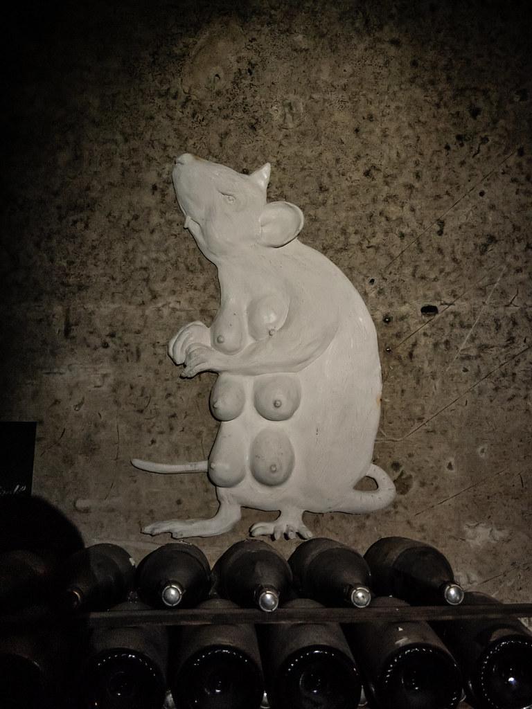 Les rats de chez Pomery... 46155619074_624439d216_b