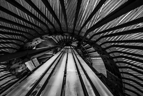 steely spiral