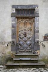 façade à Olliergues - Photo of Cunlhat