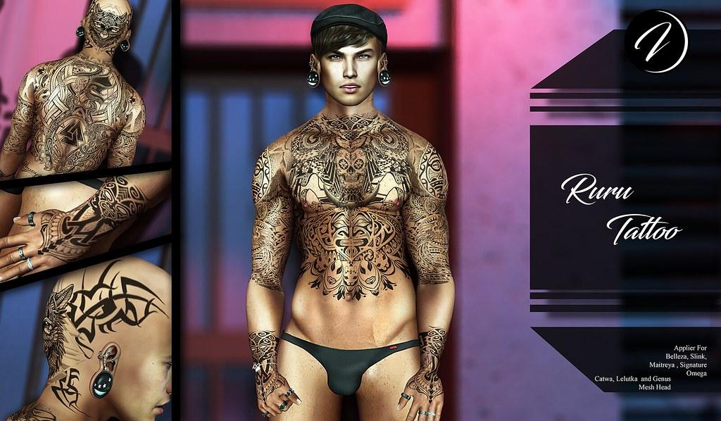 ..:: INKer ::.. Ruru Tattoo
