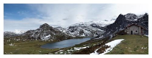 Lago Ercina (7 de Abril)