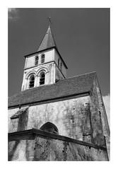 L'église Notre-Dame - Théméricourt - Photo of Santeuil