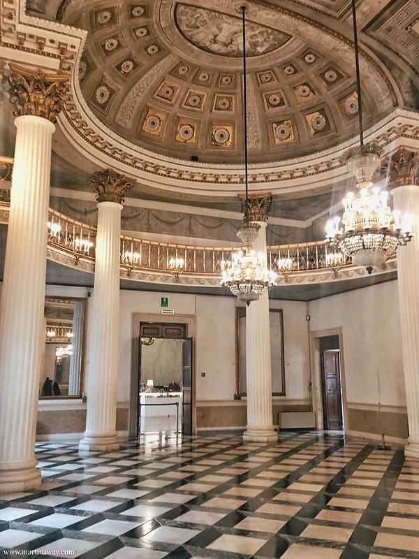 Salone da ballo, Museo Correr
