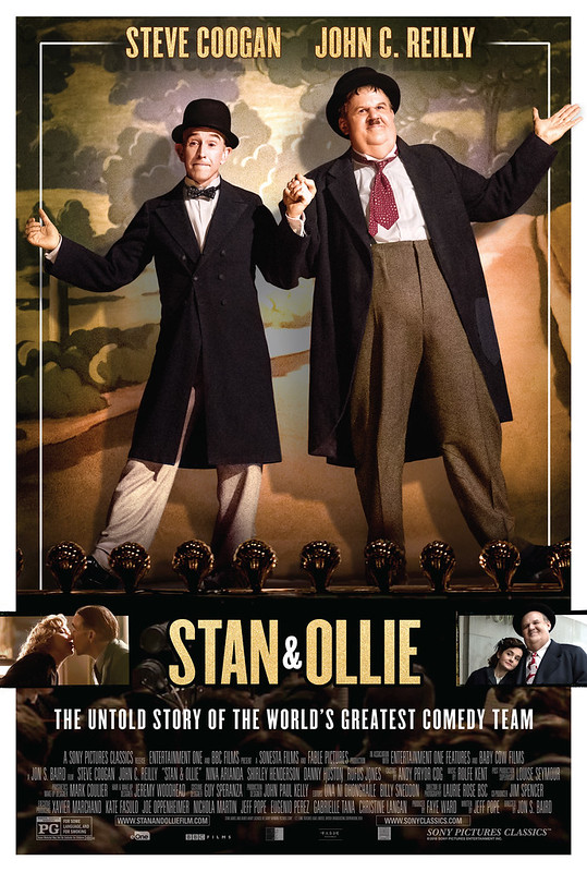 Stan & Ollie - Poster 4