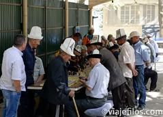 Viajefilos en Kirguistan, Sary Osh 001