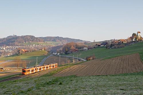 Regionalverkehr Bern-Solothurn Nr. 05 Worbboden