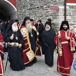 Υποδοχή Καλαμαριάς Ι.Μ.Μ. Βατοπαιδίου