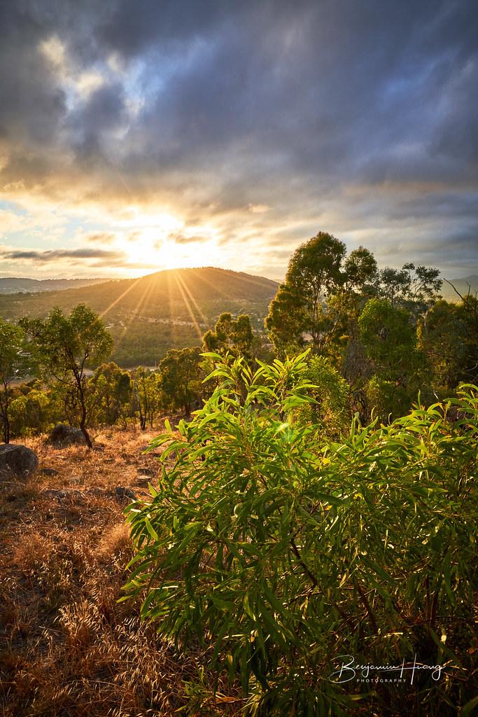 Mt Arawang Sunrise