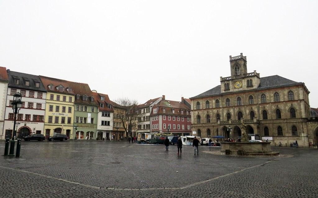 Markt Weimar