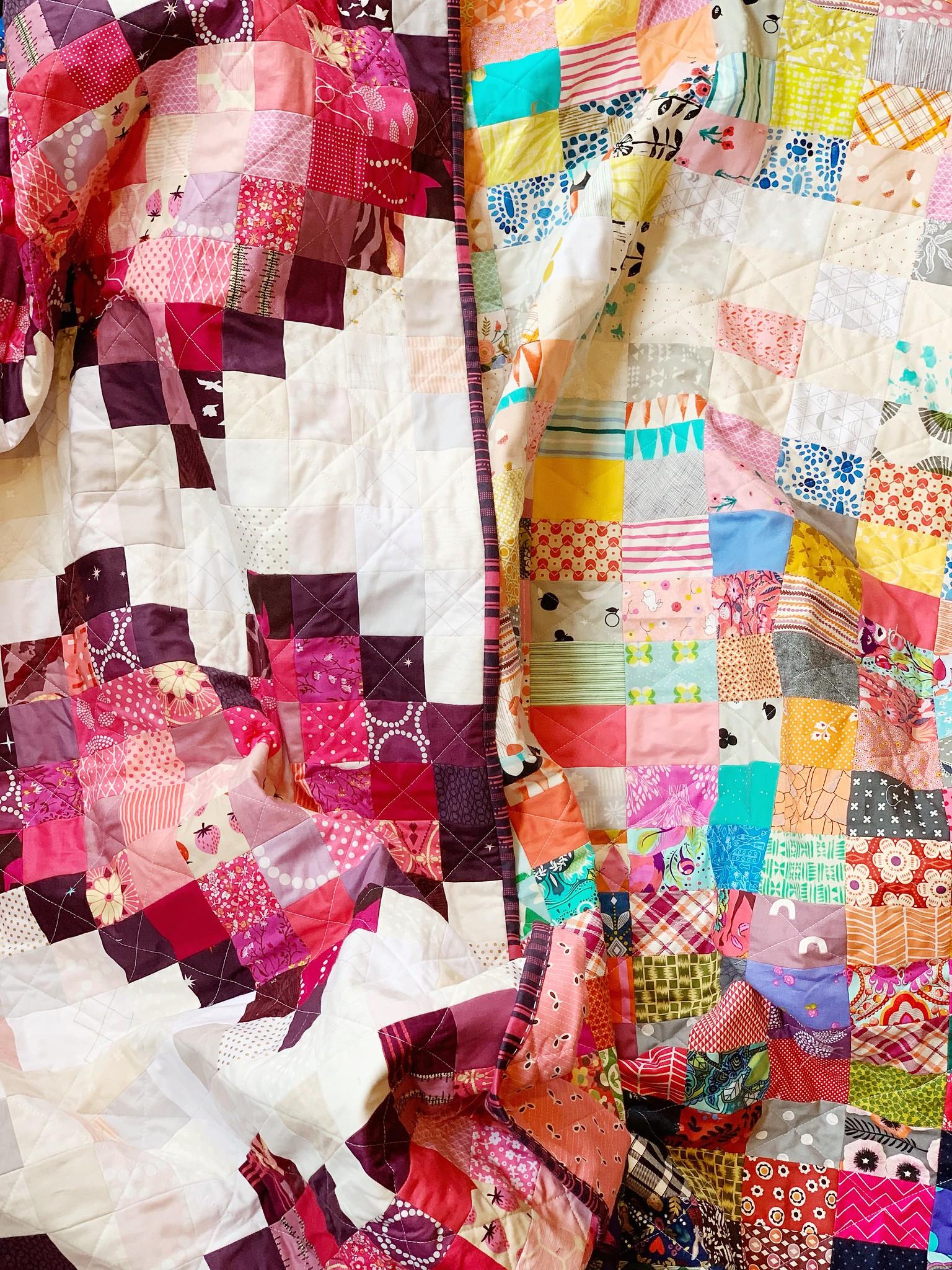 2019 Scrap Quilts