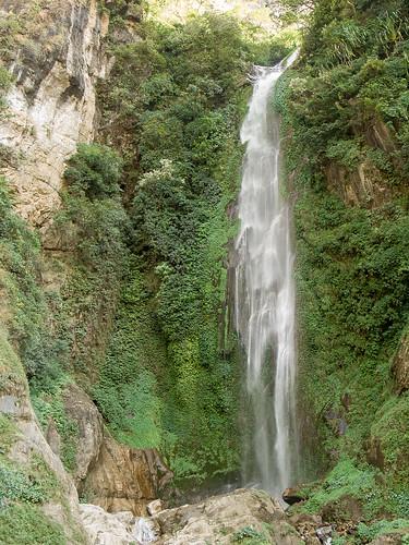 Taranche Waterfall.