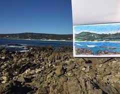 Two Views of Carmel