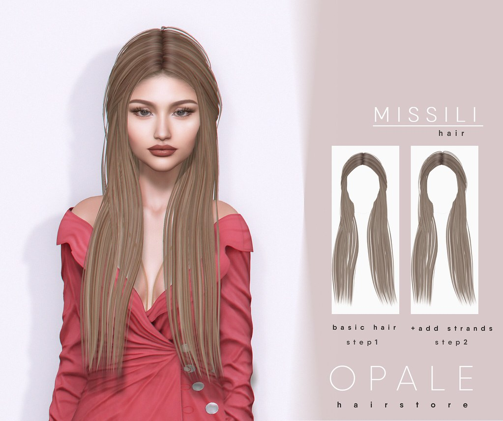 Opale . Missili Hair @ Sultry February'19