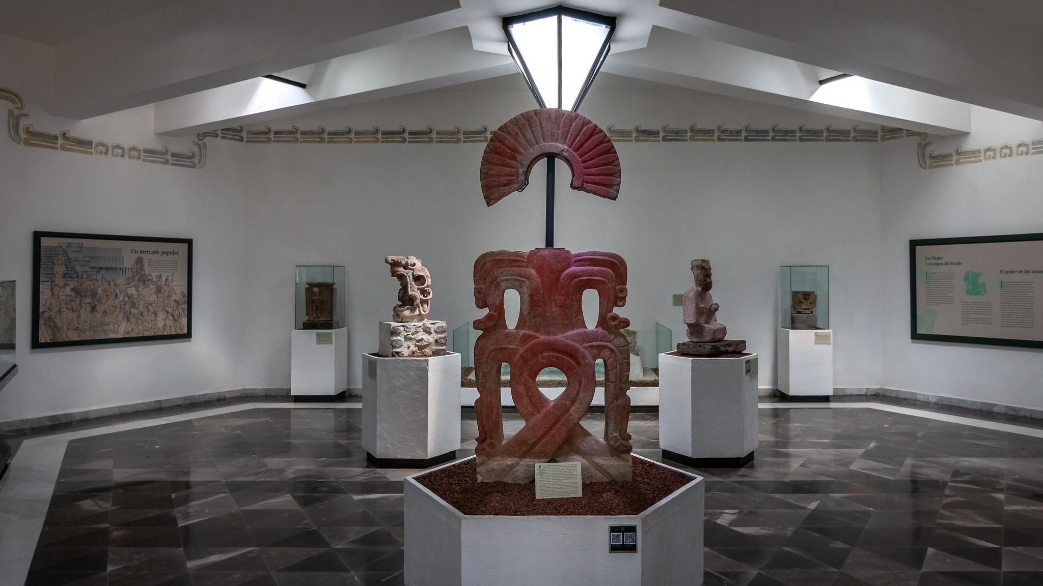 Xochicalco - Morelos - [Mexique]