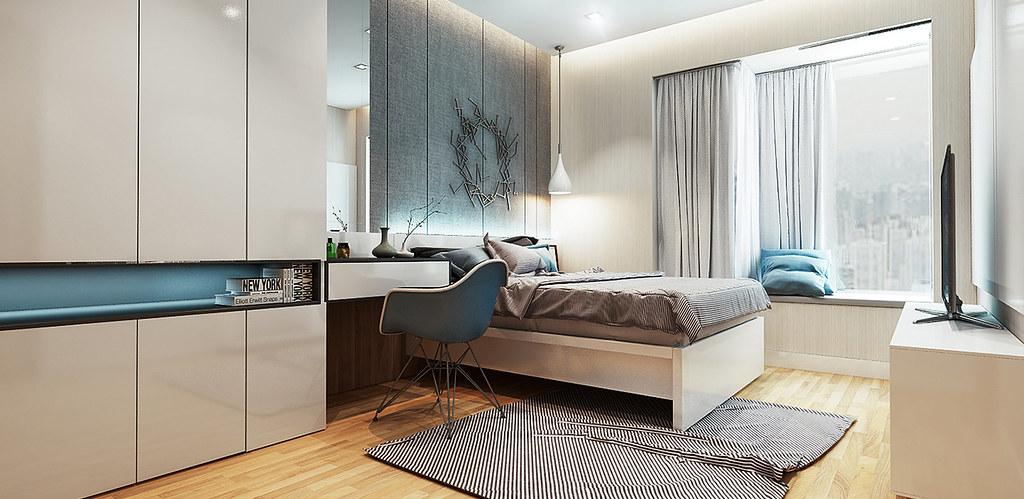 phòng ngủ La Astoria