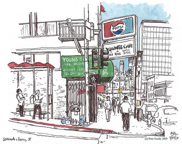 SF Kearny & Sacramento