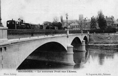 Soissons - Photo of Courmelles