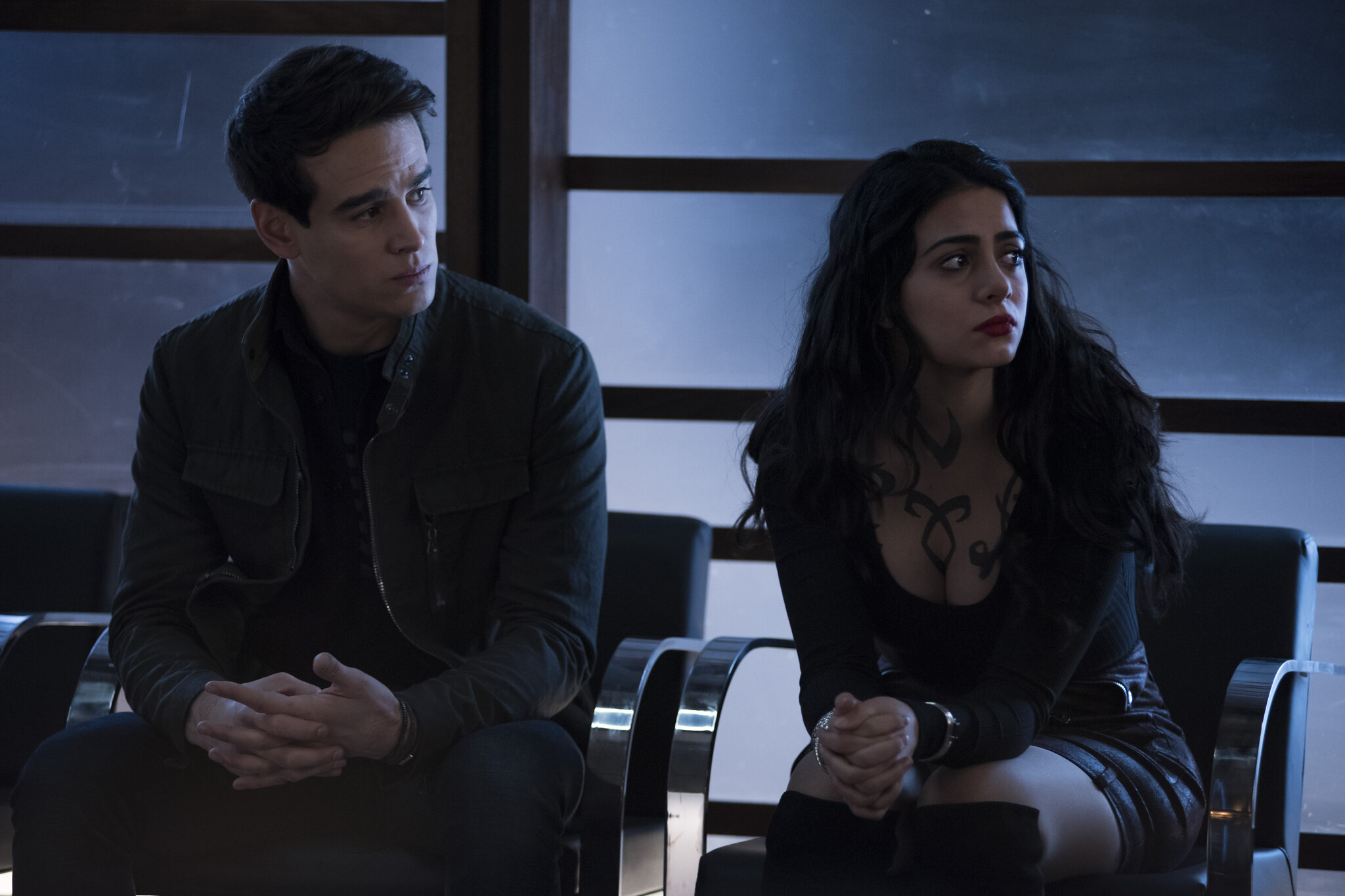 shadowhunters stay with me simon izzy sizzy