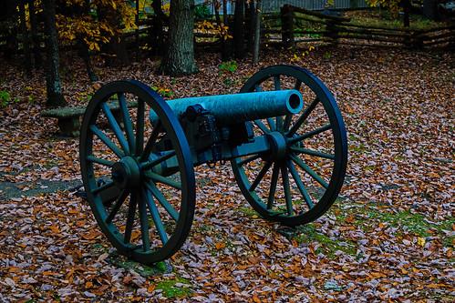 CSA Napoleon, Lee's Hill