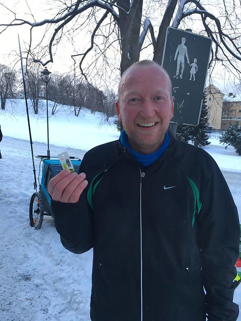 Peter in Toyen first finisher
