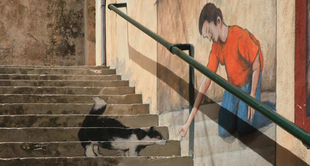 Street art in Mellieha, Malta | Malta & Gozo