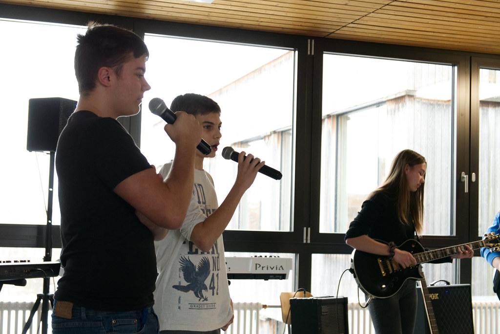 Pausenkonzert Band9
