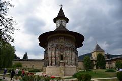 Rumanía. Bucovina. Monasterio de Sucevita (21)