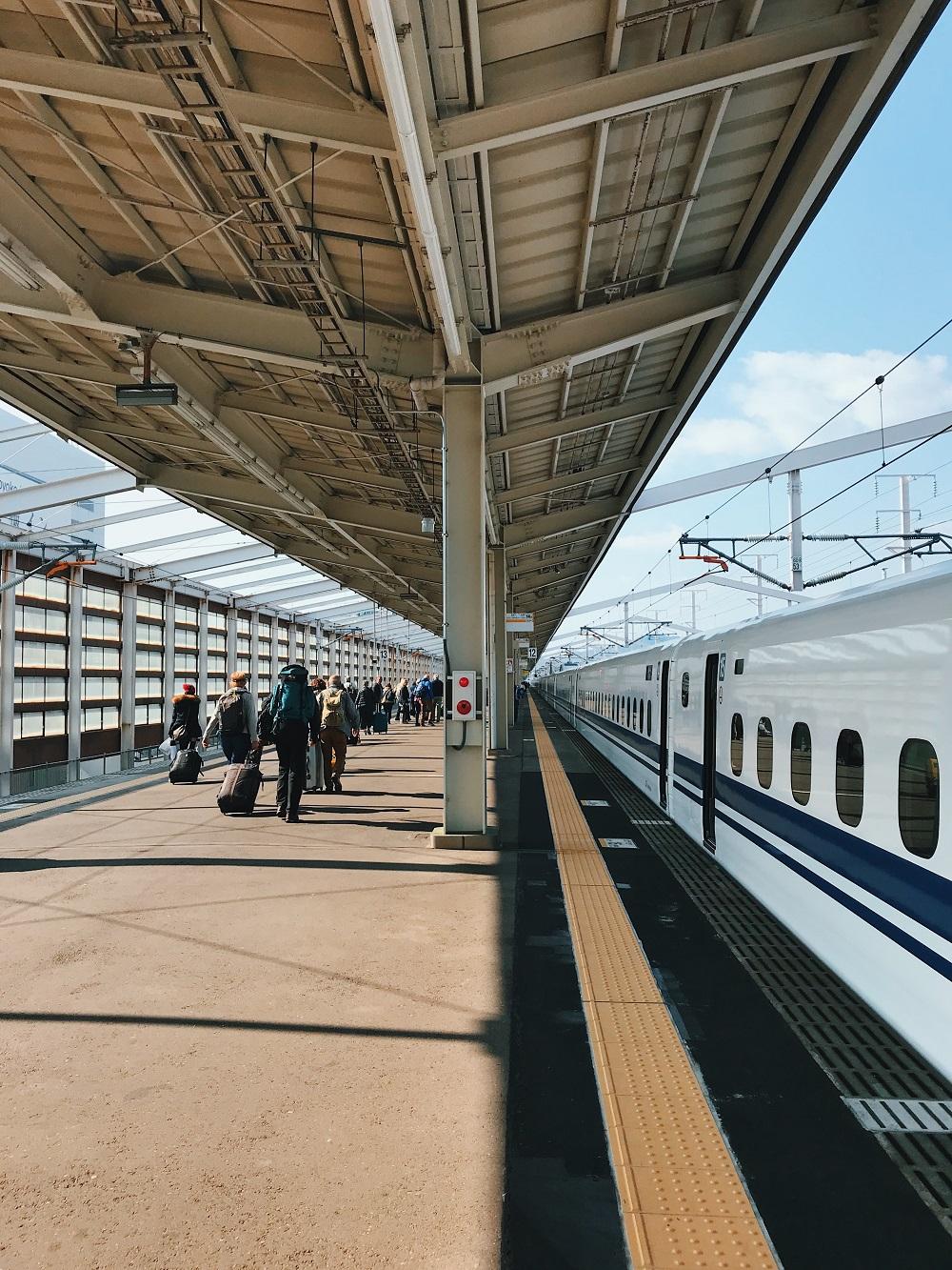 Public Transport in Hokkaido