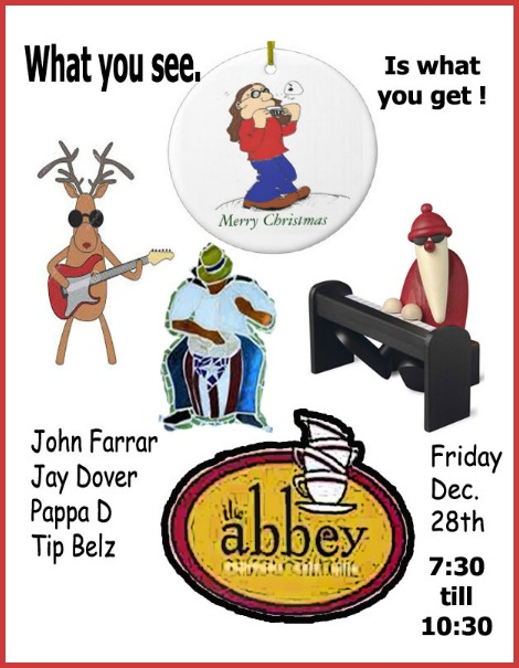 Tip at Abbey 12-28-18