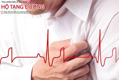 Nhiều người tiểu đường bị nhịp tim nhanh khi nghỉ không biết đó là do biến chứng thần kinh tự chủ