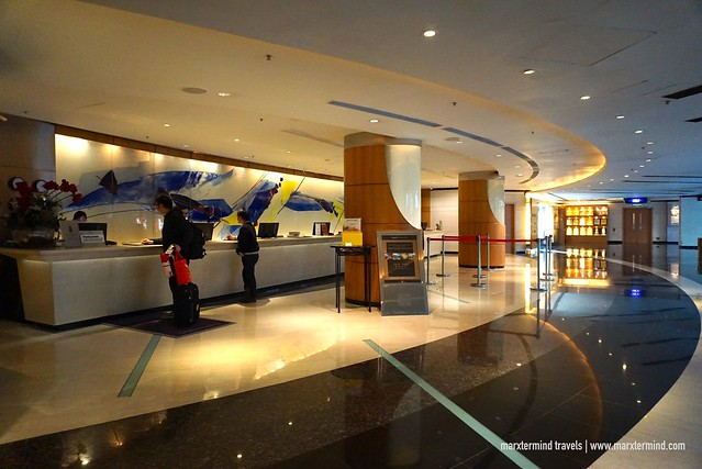 Regal Airport Hotel Front Desk