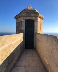 Santa Bárbara Castle Turret