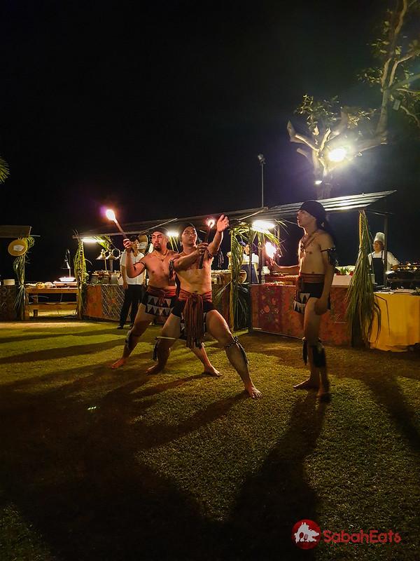 Sabah Cultural Night