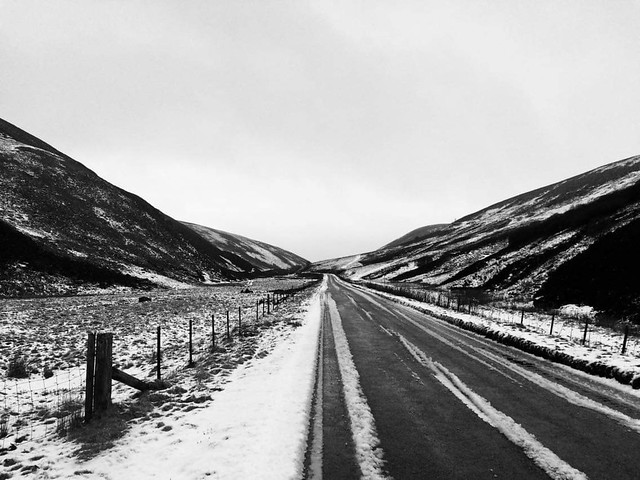 Innerleithen winter loop