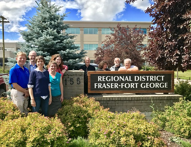 Fraser-Fort George Regional District Directors