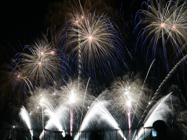 10th Philippine International Pyromusical COmpetition France