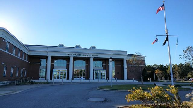 Dare County Justice Center, Manteo, NC