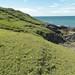 Wales coastline