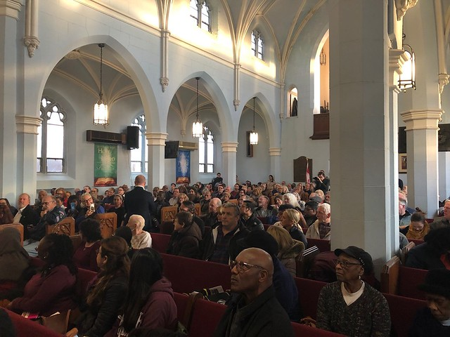 At Staten Island Town Hall, Rose Tackles Questions from Hundreds of Constituents