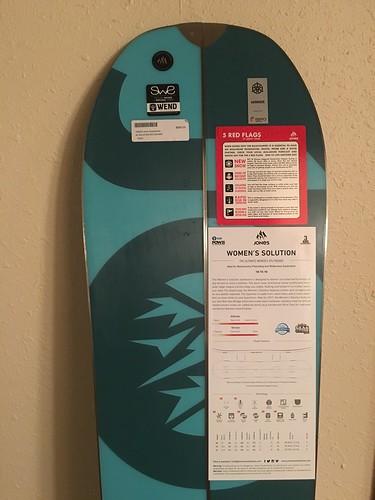 Jones Solution Splitboard