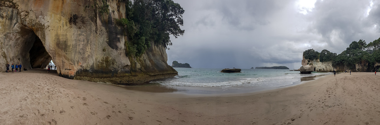 New Zealand Travel Diary | The Remote Treasure of the Coromandel: Walking to Cathedral Cove